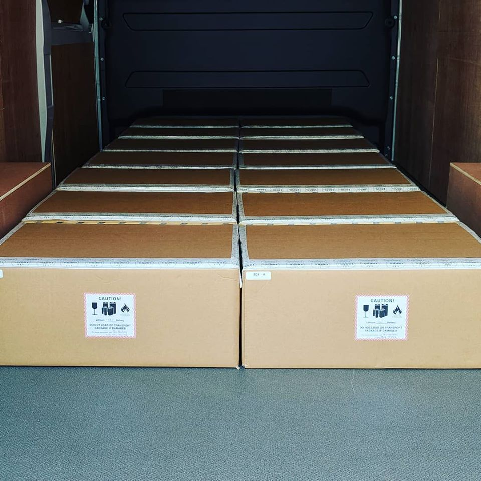 Fast order dispatch, reliable UPS next day delivery.